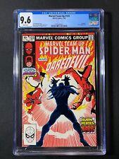 Marvel Team-Up #123 CGC 9.6 (1982) - Spider-Man & Daredevil