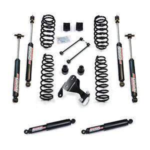 Teraflex Coil Spring Lift Kit with 9550 VSS Shocks & Stabilizer for Wrangler JK
