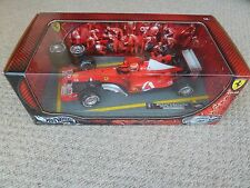 Michael Schumacher Hot Wheels 1/18 2003 World Champion Limited Edition Model