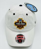 Final Four College Basketball 2017 Phoenix Arizona NCAA Strap Back Cap Hat White