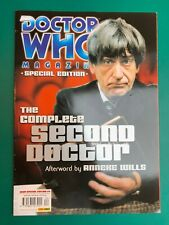 DOCTOR WHO MAGAZINE SPECIAL EDITION NO.4 THE COMPLETE SECOND DOCTOR 4 JUNE 2003