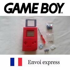 Système Portable Nintendo Game Boy Color Rouge