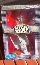 Micro Machines Action Fleet Star Wars Series Alpha Imperial Shuttle # 3