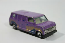 NO 1501 Yatming Purple Van Diecast Car Toy