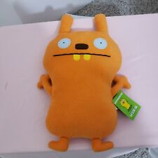 "Uglydoll Cozymonster 16"" Classic Plush Stuffed Orange Ugly Doll"