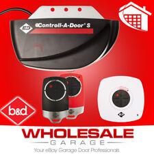 NewSectional Tilt Opener B&D Controll-A-Door Garage Door Motor CAD S Panel 62395