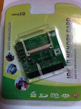 ADATTATORE  IDE TO CF SSD 40 PIN IDE A COMPACT FLASH