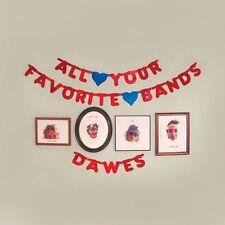 DAWES - ALL YOUR FAVORITE BANDS (CD) Sealed