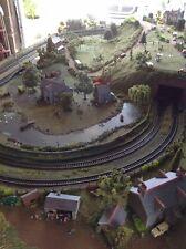 More details for 8 x 4 ft oo gauge model railway layout