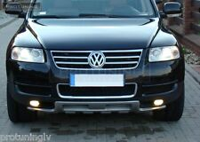 VW Touareg 7L 02-06 PARAURTI ANTERIORE SPOILER Addon King Kong kingkong W12 V10 R50 V6