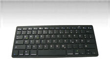CSL Wireless Bluetooth Tastatur Slim Design QWERTZ in Schwarz (B00DN5WNTA_5)