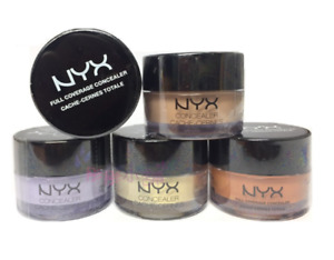 NYX  Full Coverage Dark Circles Concealer Jar ~ Choose  Your Color ~ NEW