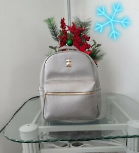 """Tous Backpack """"silver""""  Bag"""