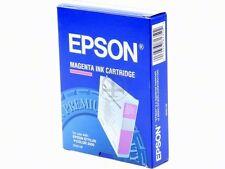 Epson Original S020126 Magenta For Stylus Color 3000 Invoice + Vat Tax