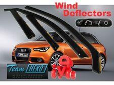 Audi A1 2011 -  5.doors  Wind deflectors 4.pc set HEKO 10239