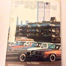 Automotive Engineering Magazine Gas Turbines June 1978 061517nonrh