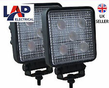 LED Lámpara de trabajo de regazo eco-vueltas 155 Twin Pack