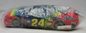 NASCAR Jeff Gordon #24 Baby Racers Fan Fueler Plush Beanbag Car