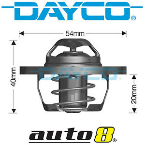 Dayco Thermostat for Mitsubishi Fuso Canter FB / FE / FG 3.0L 4P10 2011-On