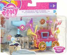 My Little Pony Friendship Magic Welcome wagon  & Cranky doodle donkey~Brand New~
