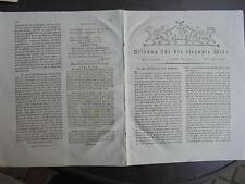 1810 ...elegante Welt 69  / von Luzern nach Basel