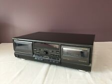 Technics RS-TR373 Stereo Tape Double Cassette Deck - Tested!