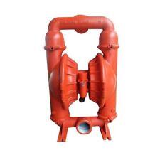 Wilden orange pump (3 inches)