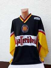 Eishockey Trikot Deutschland DEB Shirt Jersey Ewald XXL XL Germany 2001 schwarz