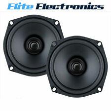 "5.25"" 60W BOSS BRS52 Dual Cone Full Range Car Audio Replacement Speaker Black"