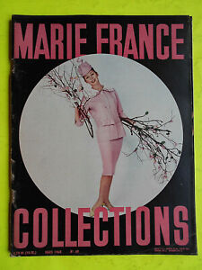 1960 COLLECTIONs,JOSEPHINE BAKER,ART MENAGER,TEST CHOCO,PATACHOU &+ MARIE-FRANCE
