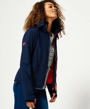 New Womens Superdry Jackets Selection - Various Styles & Colours 2310