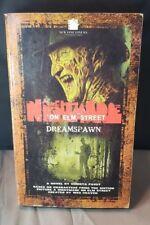 A Nightmare On Elm Street #2 Dreamspawn Book Rare