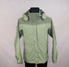 4bb43e34381 THE NORTH FACE WOMENS WATERPROOF HYVENT SKI SNOWBOARDING HOODED JACKET size  M