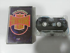 IRON MAIDEN DEEP PURPLE THE EARTHQUAKE ALBUM CINTA TAPE CASSETTE  EDITION 1990