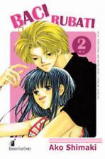 manga STAR COMICS BACI RUBATI numero 2