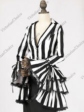 Victorian Gone With The Wind Steampunk Punk Dress Witch Halloween Costume 328 L