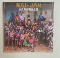 NAI-JAH : MASQUERADES (ft. ALPHA STEPPA) (CD NEUF) ♦ CD Album 2019 CD Promo ♦