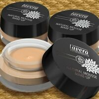 Lavera Natural Mousse Make-up 03 HONEY 15g Naturkosmetik bio Foundation Mittel