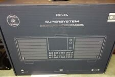 Revo SuperSystem Internet, DAB Radio, DAB+,FM Alarm Clock, Spotify,BLUETOOTH