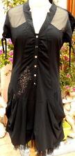robe * la mode est à vous * LMV taille 38 40 modele pretty noir/courte neuf s/et