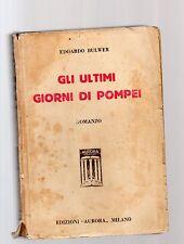 edward bulwer - gli ultimi giorni di pompei - iulvot