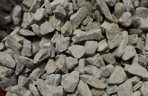 20 Ton - 20mm Dove Grey Washed Limestone Chipping Gravel Driveway - £27 /ton