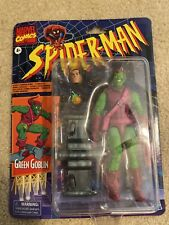 Spider-Man Retro Marvel Legends Green Goblin 6-inch AF by Hasbro IN STOCK