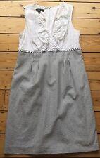 Nine West Dress  Women's USA 10 , Uk 12   Seersucker Dress