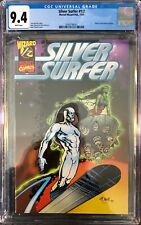 Silver Surfer #1/2 CGC 9.4 White (1998, Marvel/Wizard) Mail Away Special