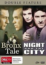 A Bronx Tale Night And The City DVD region 4 | FAST POST