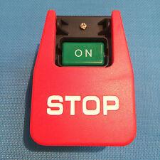 MACHINE & MOTOR SAFETY STOP PADDLE SWITCH TRIPLE 3 PHASE / SINGLE PHASE