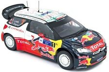 Norev Citroën DS3 WRC Winner Rally Mexico 2011 Loeb -  Elena 181555 1/18