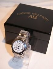 Andre Belfort Le Capitaine AB-8110 Stainless Steel Automatic Gents Watch BOXED