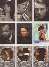 """James Bond Complete - """"Casino Royale Expansion"""" Set of 10 Chase Cards"""